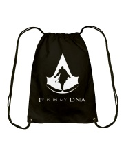 It is in my DNA Drawstring Bag front