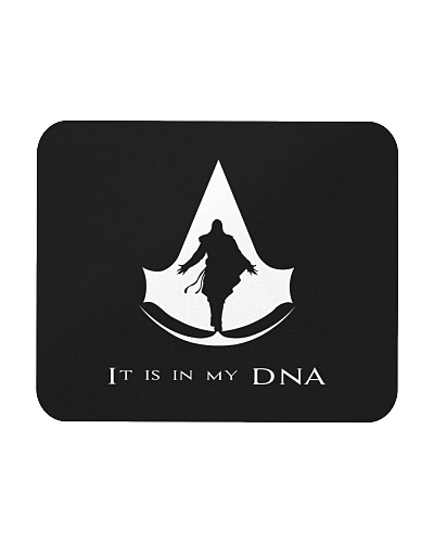 It is in my DNA