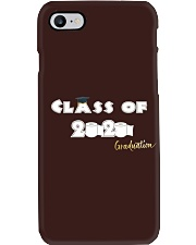 Class of 2020 toilet paper tshirt  Phone Case thumbnail