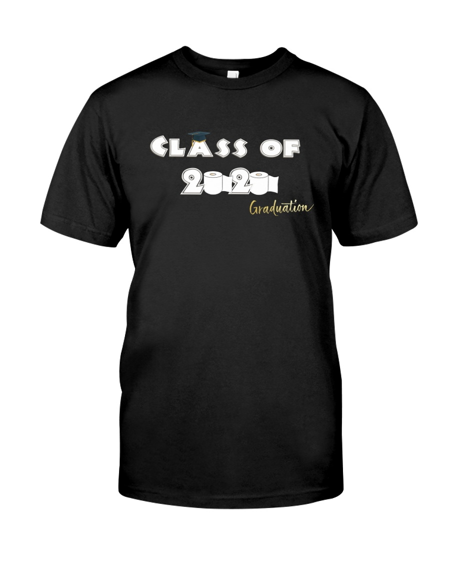 Class of 2020 toilet paper tshirt  Premium Fit Mens Tee