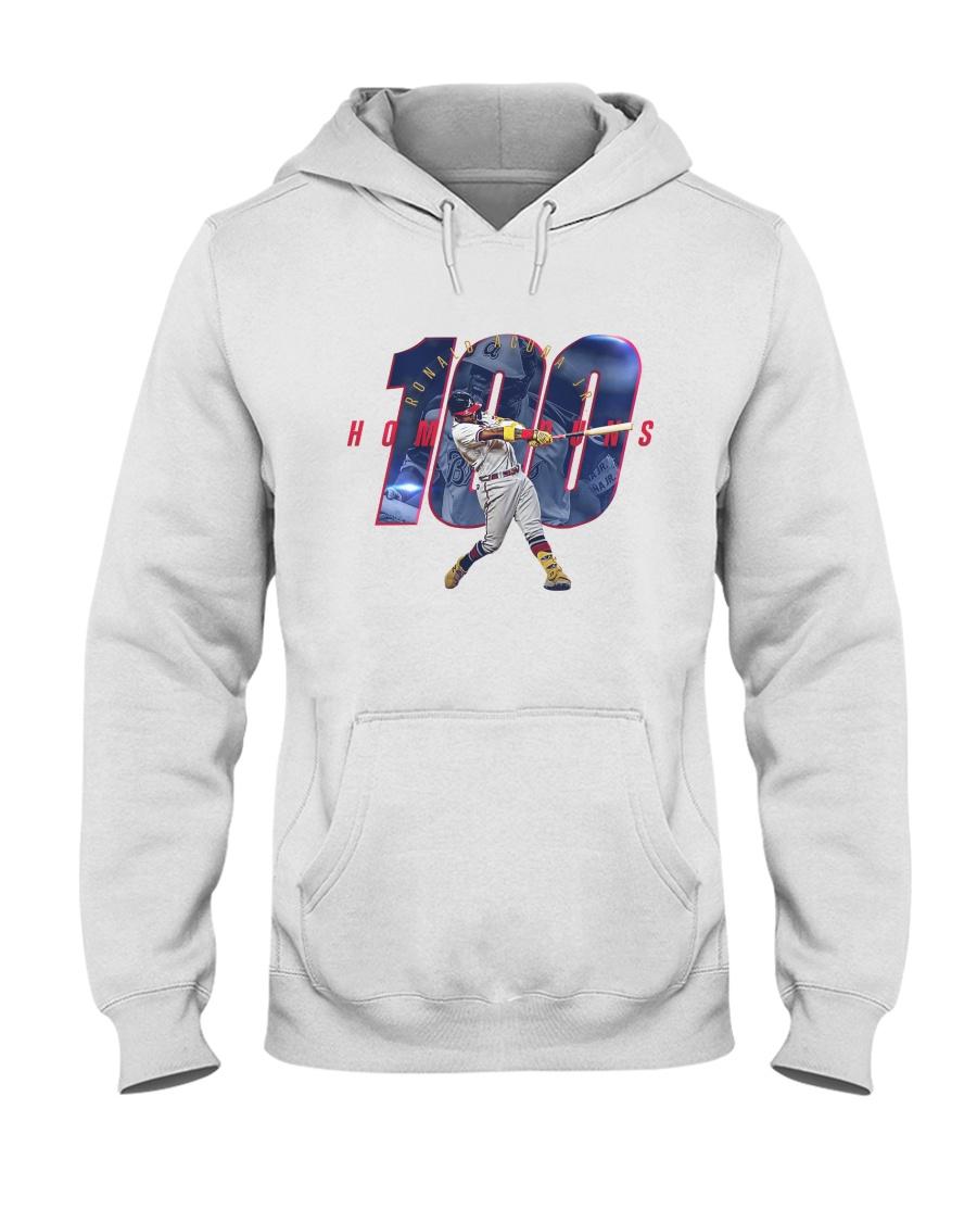 100 Career Home Runs Shirt
