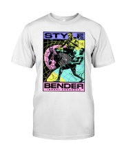 Style Bender StyleBender T Shirts Hoodie  Classic T-Shirt front