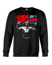 USA In Dis Hoe T Shirts Hoodie Sweatshirt Crewneck Sweatshirt thumbnail