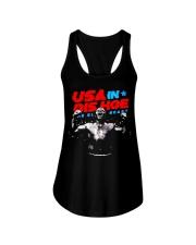 USA In Dis Hoe T Shirts Hoodie Sweatshirt Ladies Flowy Tank thumbnail