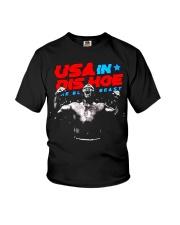 USA In Dis Hoe T Shirts Hoodie Sweatshirt Youth T-Shirt thumbnail