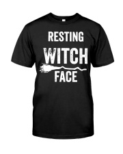 Resting Witch Face T Shirts Hoodie Classic T-Shirt front