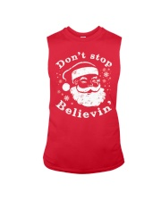 Don't Stop Believin Christmas T Shirts Hoodie Sleeveless Tee thumbnail