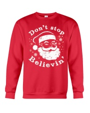 Don't Stop Believin Christmas T Shirts Hoodie Crewneck Sweatshirt thumbnail