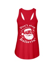Don't Stop Believin Christmas T Shirts Hoodie Ladies Flowy Tank thumbnail
