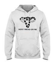 Don't Tread-On Me Uterus T-Shirts Hoodie Hooded Sweatshirt thumbnail