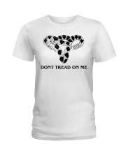 Don't Tread-On Me Uterus T-Shirts Hoodie Ladies T-Shirt thumbnail