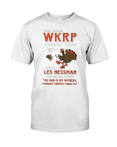 First Annual WKRP'Turkey'Drop As God is My Witness