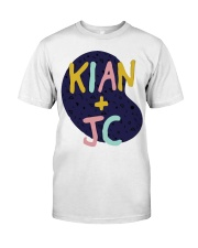 Kian and jc merch T Shirts Hoodie Sweatshirt Classic T-Shirt front