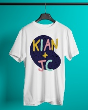 Kian and jc merch T Shirts Hoodie Sweatshirt Classic T-Shirt lifestyle-mens-crewneck-front-3