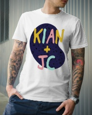 Kian and jc merch T Shirts Hoodie Sweatshirt Classic T-Shirt lifestyle-mens-crewneck-front-6