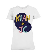Kian and jc merch T Shirts Hoodie Sweatshirt Premium Fit Ladies Tee thumbnail