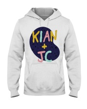Kian and jc merch T Shirts Hoodie Sweatshirt Hooded Sweatshirt thumbnail