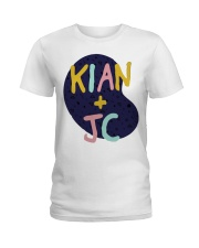 Kian and jc merch T Shirts Hoodie Sweatshirt Ladies T-Shirt thumbnail