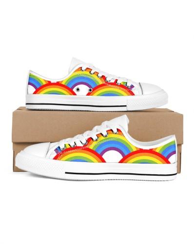 Love is Love LGBT Rainbow Shoes