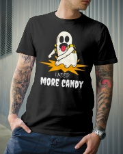 I Need More Candy Ghost T Shirts Halloween 2018 Classic T-Shirt lifestyle-mens-crewneck-front-6