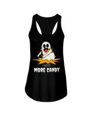 I Need More Candy Ghost T Shirts Halloween 2018 Ladies Flowy Tank thumbnail
