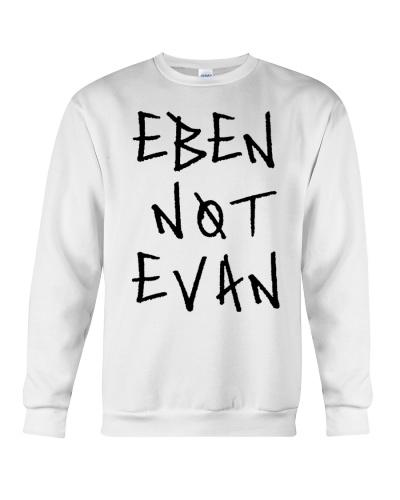 Eben Not Evan Eben Not Evan Eben Not Evan