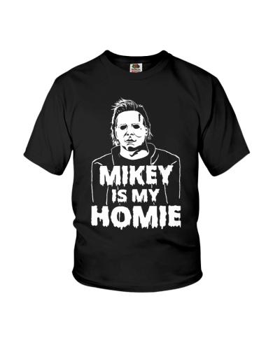Mikey is my Homie T Shirt Hoodie Halloween 2018
