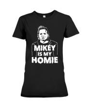 Mikey is my Homie T Shirt Hoodie Halloween 2018 Premium Fit Ladies Tee thumbnail