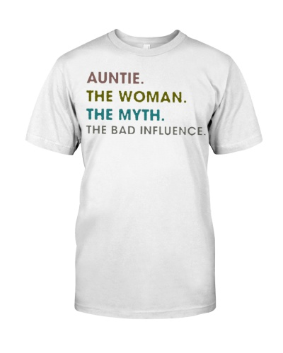 Auntie the woman the myth the bad influence