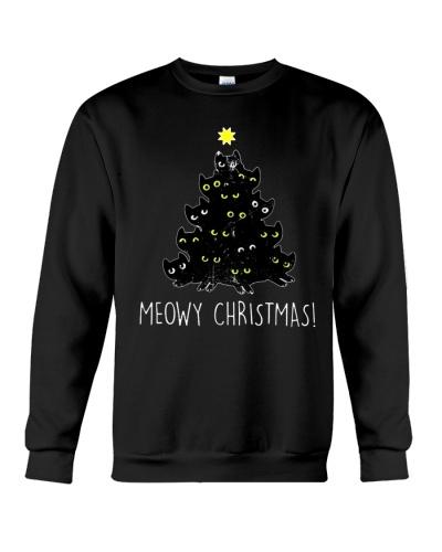 MEOWY CHRISTMAS MEOWY CHRISTMAS TShirts Hoodie