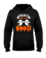 I'm Just Hear For The Boos Halloween T Shirts Hooded Sweatshirt tile