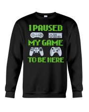 8c844bb20bd I Paused My Game To Be Here T Shirt Hoodie SVG Swe