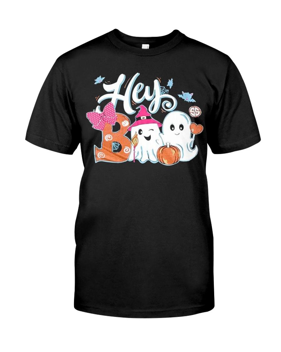 Hey Boo Simply Southern Glitter T Shirt Hoodie Classic T-Shirt