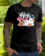 Hey Boo Simply Southern Glitter T Shirt Hoodie Classic T-Shirt lifestyle-mens-crewneck-front-7