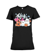 Hey Boo Simply Southern Glitter T Shirt Hoodie Premium Fit Ladies Tee thumbnail