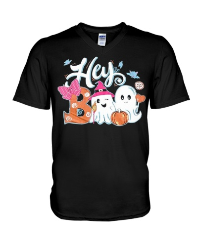 Hey Boo Simply Southern Glitter T Shirt Hoodie