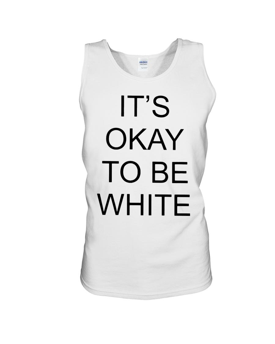 Kanoa Lloyd It's Okay To Be White T Shirts Hoodie Unisex Tank