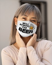 Will Remove For Beer Masks Facemask Face Mask Cloth face mask aos-face-mask-lifestyle-17