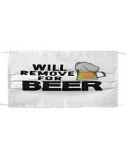 Will Remove For Beer Masks Facemask Face Mask Cloth face mask front