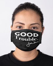 good trouble face mask JohnLewis Cloth face mask aos-face-mask-lifestyle-01