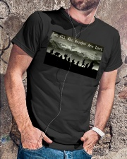 Nowt All Who Wander Are Lost Classic T-Shirt lifestyle-mens-crewneck-front-4