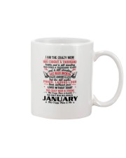 Crazy Mom January Mug thumbnail