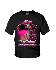 May it's my Birthday Youth T-Shirt thumbnail