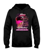 May it's my Birthday Hooded Sweatshirt thumbnail