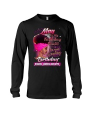 May it's my Birthday Long Sleeve Tee thumbnail