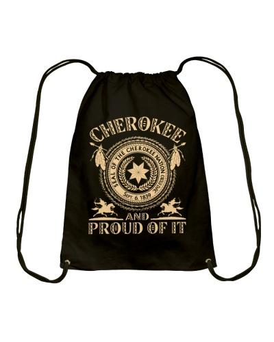Cherokee Proud