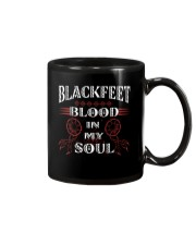 Blackfeet blood in my soul Mug thumbnail
