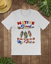 Native Pride Classic T-Shirt lifestyle-mens-crewneck-front-18