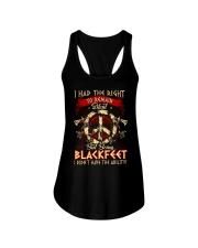 Being Blackfeet Ladies Flowy Tank thumbnail