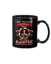 Being Blackfeet Mug thumbnail